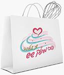 לוגו - שני צולפה - הכי מתוק שיש