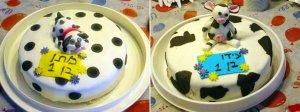 העוגה הראשונה שלי - עוגות יום הולדת מעוצבות בבצק סוכר - הכי מתוק שיש